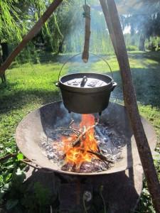 Spiksplinternieuw Outdoor Cooking - Kook&Coach PM-83